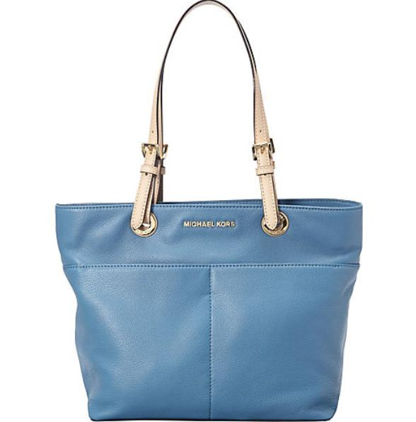MICHAEL Michael Kors Bedford Top-Zip Pocket Tote