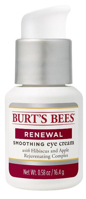$10.88 Burt's Bees Renewal Smoothing Eye Cream, .58 Ounce