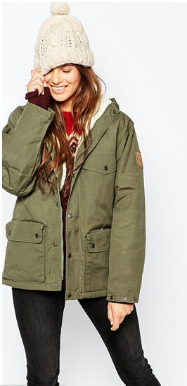 Up to 60% Off Select Parka Coat @ ASOS