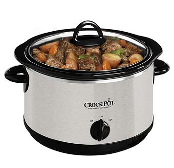 $9.97 Crock-Pot® 4-qt. Slow Cooker