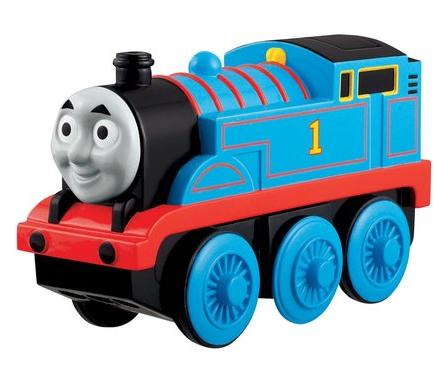 From $8.6 Thomas & Friends Wooden Railway Engines @ Diapers.com