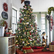 3 DAYS ONLY! Extra 10% Off All Pre-Lit Artificial Christmas Trees