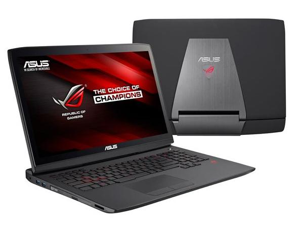 ASUS ROG G751JT-WH71(WX) Gaming Laptop 4th Intel i7 4720HQ (2.60 GHz) 16 GB Memory 1 TB HDD GeForce GTX 970M 3 GB GDDR5 17.3