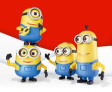 20% Off Despicable Me Minions Toys at Target