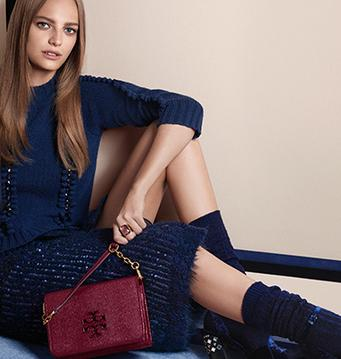 30% OFF with $250 Britten Collection Bags Purchase @ Tory Burch