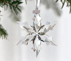 25% Off Star Ornaments and More at Swarovski