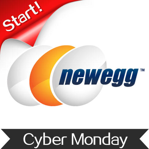 Live Now! Newegg Cyber Monday 2015 Sale