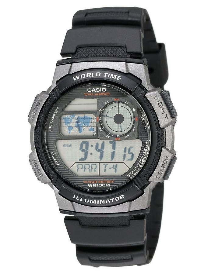 Casio Men's AE1000W-1B Sports Watch