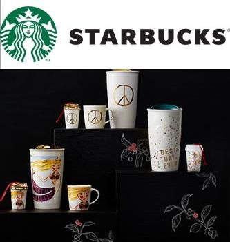 Extra 10% off Dot Colletction @ Starbucks