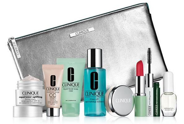 Free 11-Piece Gift with Any $45 Clinique Purchase @ Saks Fifth Avenue
