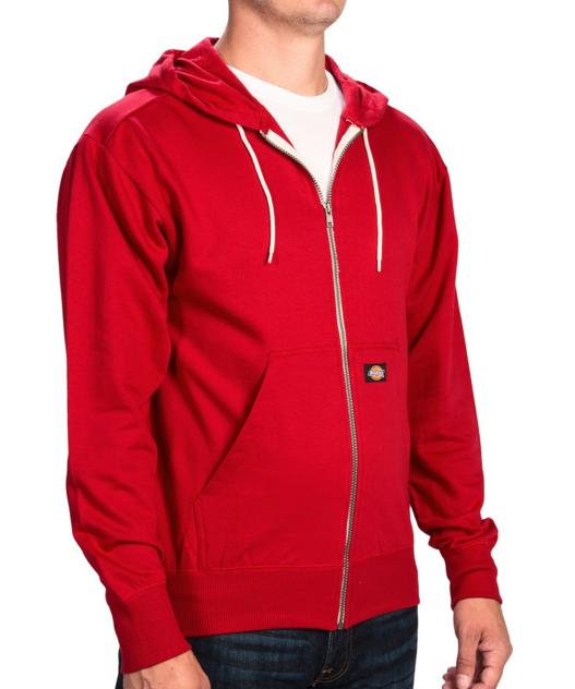 Dickies Lightweight Full-Zip Hoodie (For Men)