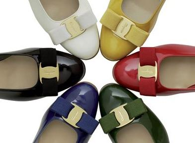 Up to 40% Off Salvatore Ferragamo 'Varina' Leather Flat @ Nordstrom