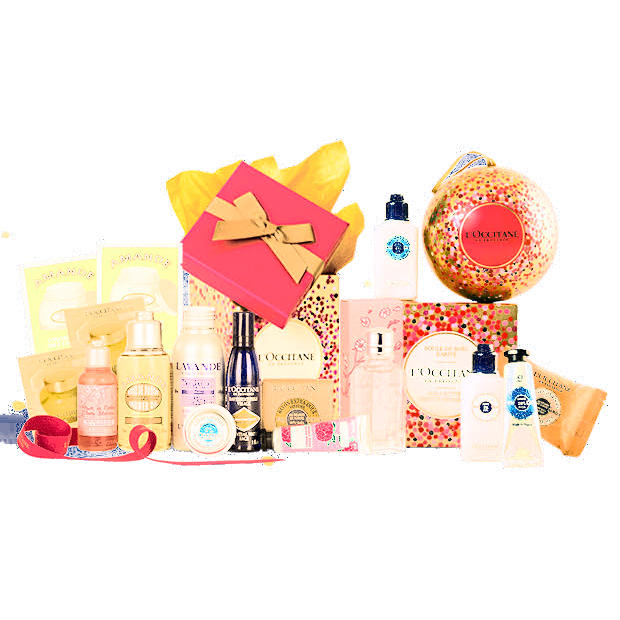 16-Piece set ($64 Value) for $35 with any $55 Purchase @ L'Occitane