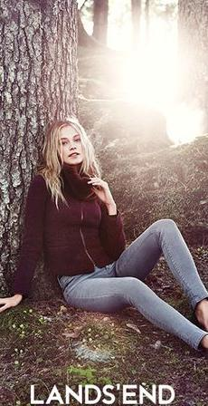 Extra 50% Off Sweaters @ Lands End