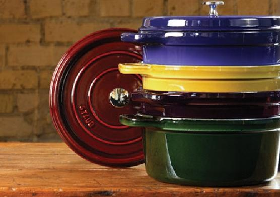 Up to 60% Off + Extra 20% Off + Free Shipping Staub Cast-Iron Cookware @ Williams Sonoma