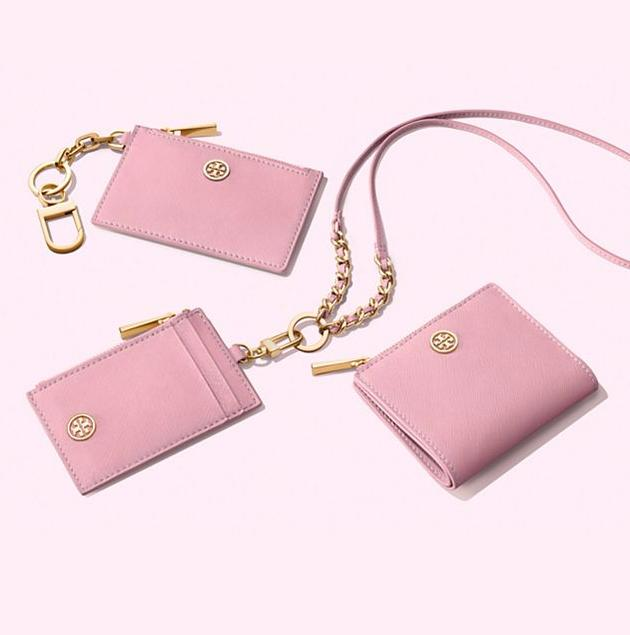 Extra 30% Off Pink  Handbags @ Tory Burch
