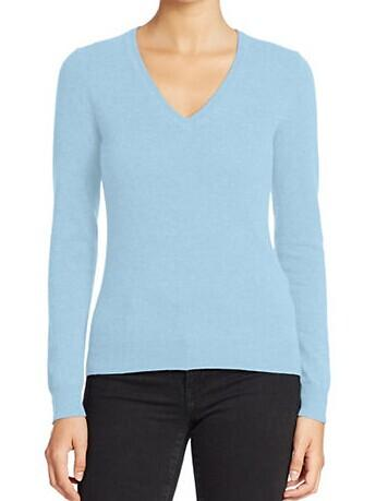 Cashmere Sweater @ Lord & Taylor