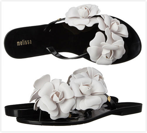 Melissa Shoes Harmoni Women's Sandals On Sale @ 6PM.com
