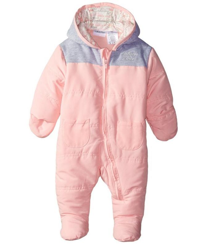 Extra 30% Off Calvin Klein Black Friday Baby Girls' clothing@ Amazon