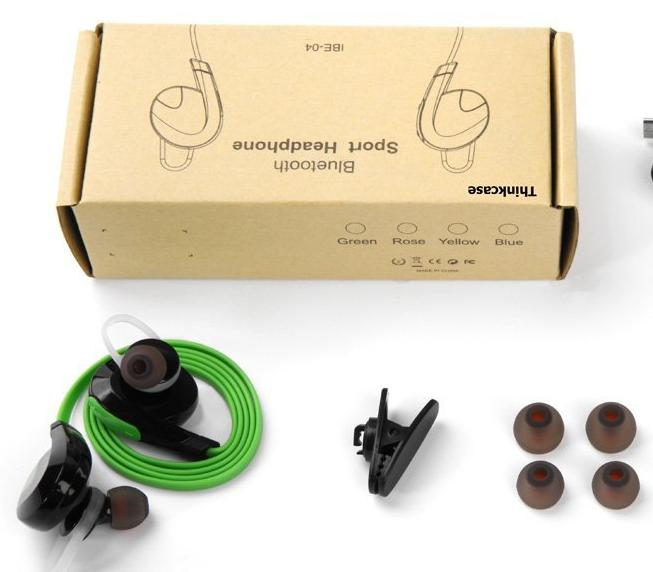 Bluetooth Headsets,Bluetooth Headphones,Thinkcase Bluetooth Headphones Earbud Earphone V4.0 Wireless