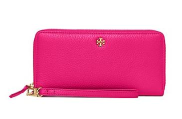 30% Off with $250 Bags in Carnation Red  @ Tory Burch