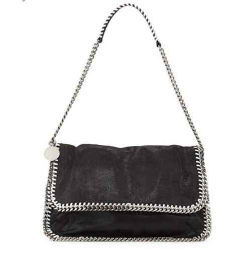 Stella McCartney Falabella Shaggy Deer Shoulder Bag @ Neiman Marcus
