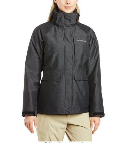Columbia Sportswear Women's Portland Explorer Interchange Jacket