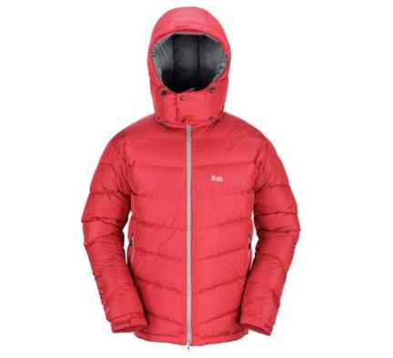 Rab Ascent Down Jacket - Men's