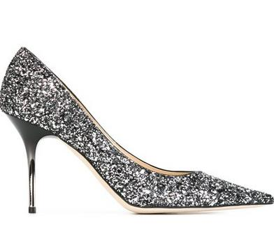 As low as $280 Jimmy Choo Shoes and Bags @ farfetch