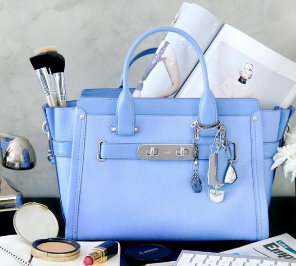 Up to 30% Off Coach Swagger Handbags Sale @ Coach