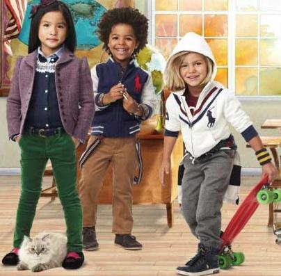 Up to 60% off + Extra 20% Off Select Kids' Clothing and Accessories Thanksgiving Sale @ Ralph Lauren