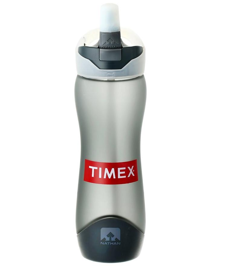 Timex TWX288800 600 Streamline Frosted Grey Water Bottle