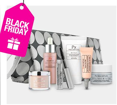 Free 6 pcs Gift Set ($74 Value) with Any Purchase @ Prescriptives