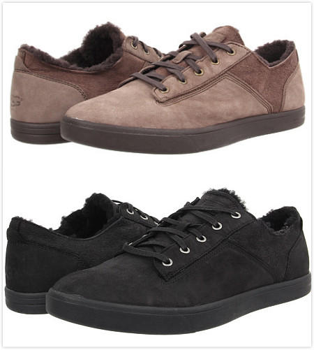 UGG Bueller Washed Carpa Men's Sneakers On Sale @ 6PM.com