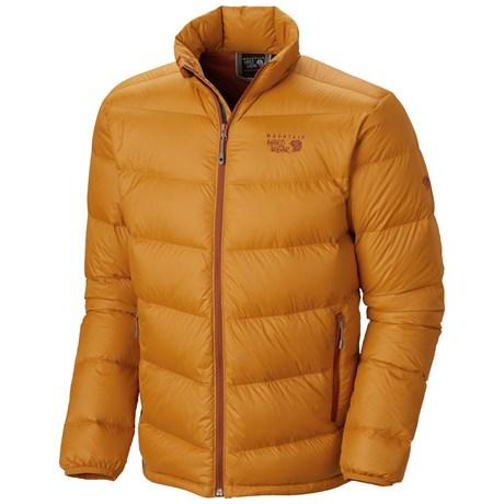 $68.99 Mountain Hardwear Ratio Q.Shield® Down Jacket - 650 Fill Power (For Men)