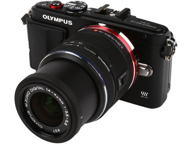 $274 Olympus E-PL6 with 14-42mm II