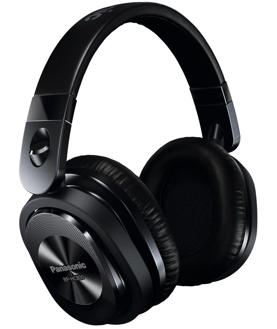 Panasonic Premium Noise Cancelling Over-the-Ear Headphones
