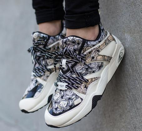 PUMA X SWASH Blaze of Glory Women's Sneakers