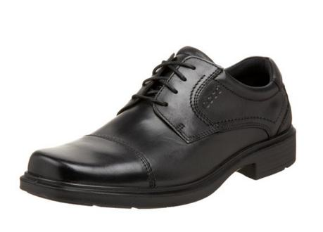 ECCO Men's Helsinki Cap-Toe Oxford Dress Shoe