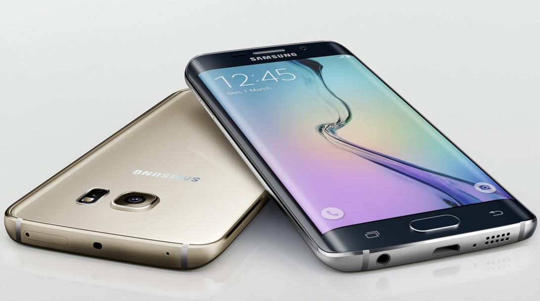 $459.99 Samsung Galaxy S6 Edge SM-G925A (Latest Model) 64GB - 4G LTE (AT&T Unlocked) N.O