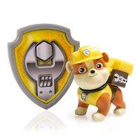 Free Rubble Pup and Badge with the Purchase of Select Paw Patrol Toys @ Amazon