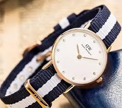 $63.99 Daniel Wellington Women's Quartz Multi-Color Watch
