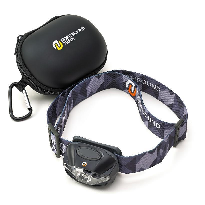 Extra 25% Off Ultra-Bright LED Headlamp Flashlight + BONUS Case