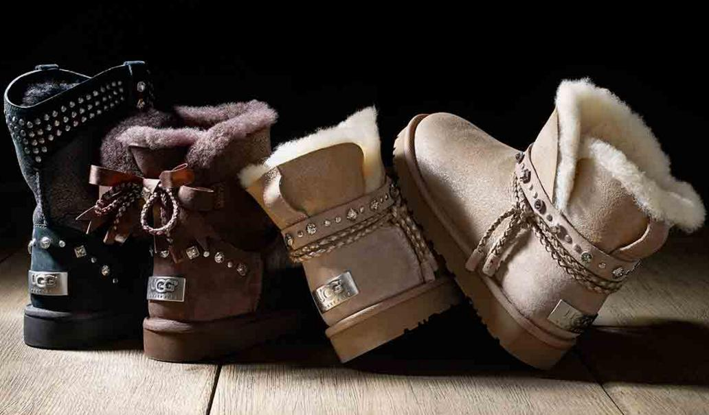 Up to 30% off UGG Western Glam Collection On Sale + Free Overnight Shipping @ UGG Australia