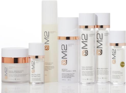 32% Off + Gift with purchase with Any Purchase of  M2 Advanced Skin Refinish @ SkinCareRx