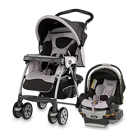 Chicco Cortina KeyFit 30 Travel System in Romantic