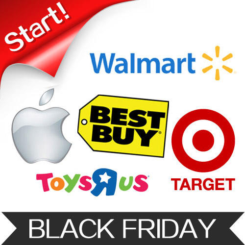 Shop Now! Top 15! 2015 Black Friday Day Best Stores