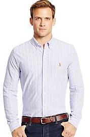 Polo Ralph Lauren Dress Shirt @ Macy's