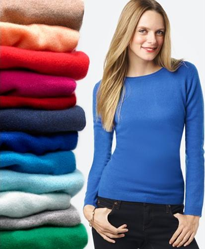 Up to 70% Off Cashmere Apparels On Sale @ macys.com