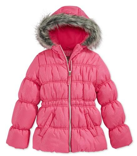 Select Kids' Winter Coats Sale @ Macy's